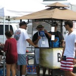 BBQ Booth