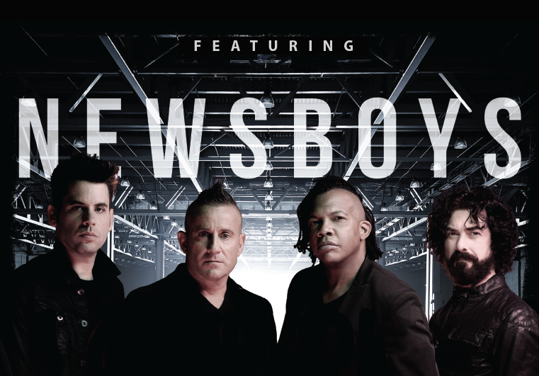 Newsboys Homepage Feature Picture