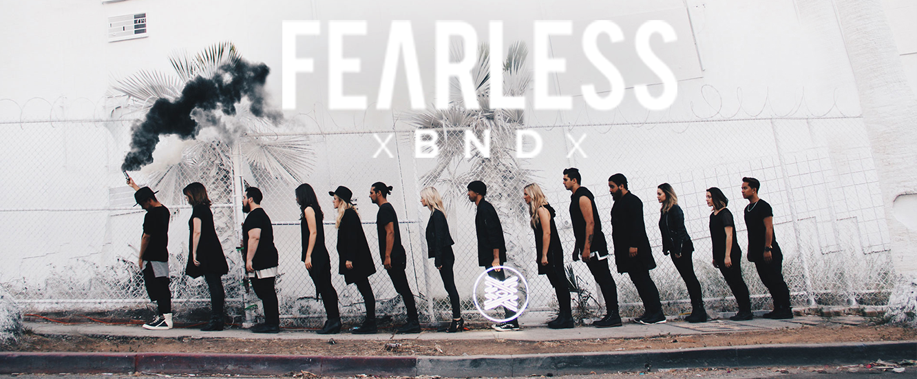 Fearless BND Homepage Slider
